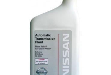 Жидкость Nissan