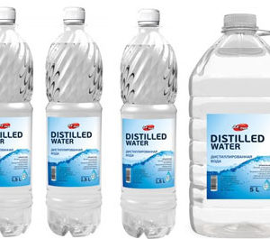 Вода дистиллированная Nissan