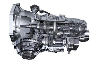 Корпус КПП Nissan (механическая коробка передач)