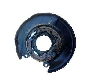 Распорные пластины Nissan (задняя тормозная система)
