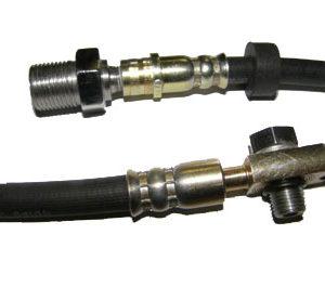 Трубки тормозные Nissan (передняя тормозная система)