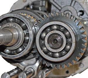 Шестерни Nissan (механическая коробка передач)
