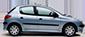 Запчасти на Пежо (Peugeot) 206 в Туле