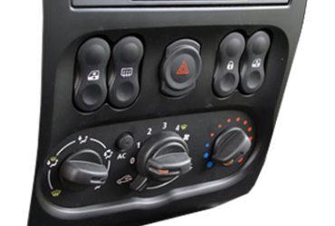 Панель управления Nissan
