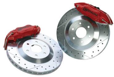 Тормозной суппорт Nissan (передняя тормозная система)
